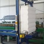 Maszyna do cięcia bloków styropianowych